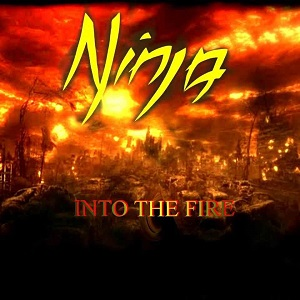 Ninja - Into The Fire 1 - fanzine