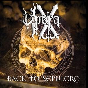 Opera IX - Back To Sepulcro 7 - fanzine