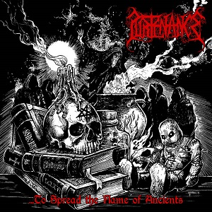Purtenance - ...to Spread the Flame of Ancients 10 - fanzine