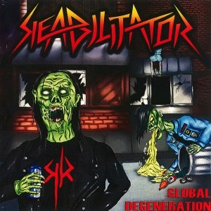 Reabilitator - Global Degeneration 1 - fanzine