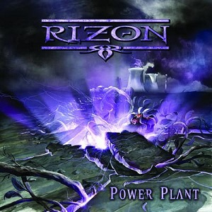 Rizon - Power Plant 4 - fanzine