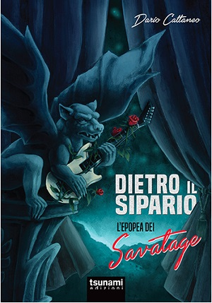 Dario Cattaneo - Dietro il Sipario: l'Epopea dei Savatage 5 - fanzine