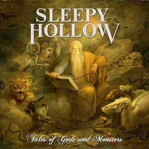 Sleepy Hollow - Tales Of Gods And Monsters 5 - fanzine