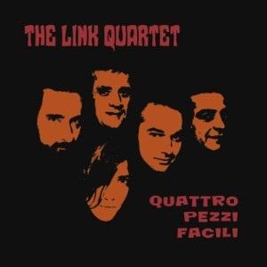 The Link Quartet - Quattro Pezzi Facili 10 - fanzine
