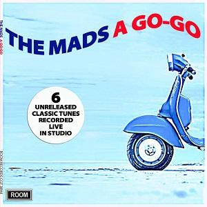 The Mads - The Mads a Go-Go 1 - fanzine
