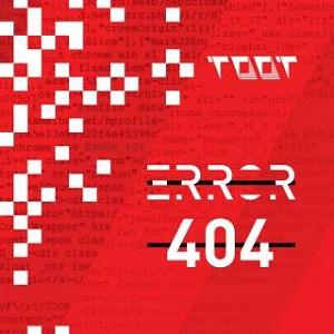 Toot - Error 404 1 - fanzine
