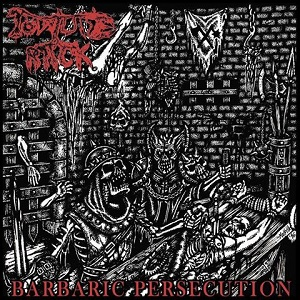 Torture Rack - Barbaric Persecution 4 - fanzine