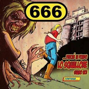 666 - ... Perchè in Fondo lo Squallore Siamo Noi 1 - fanzine