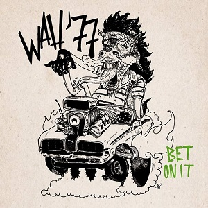 Wah '77 - Bet On It 1 - fanzine