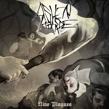 Ashen Horde - Nine Plagues 1 - fanzine