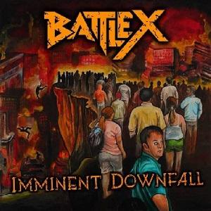 Battle X - Imminent Downfall 1 - fanzine