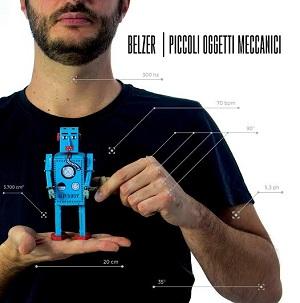 Belzer - Piccoli Oggetti Meccanici 1 - fanzine