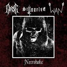 Curse / Styggelse / WAN - Necroholic 5 - fanzine