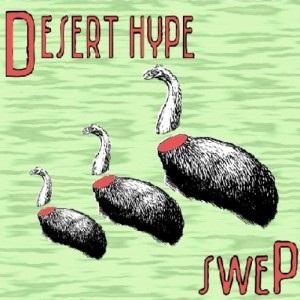 Desert Hype - SweP 2 - fanzine