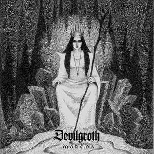Devilgroth - Morena 7 - fanzine