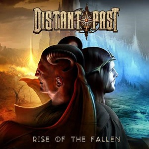 Distant Past - Rise of the Fallen 1 - fanzine