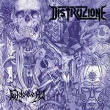 Distruzione - Endogena 12 - fanzine