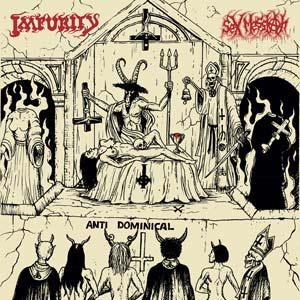 Impurity / Sex Messiah - Vomiting Blasphemies Over The World 1 - fanzine