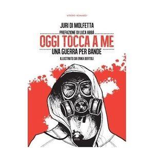 Juri Di Molfetta - Oggi Tocca A Me 7 - fanzine