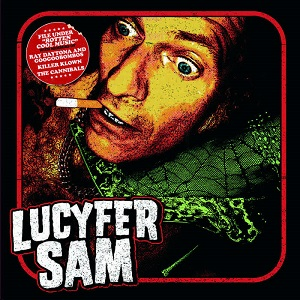 Lucyfer Sam - Lucyfer Sam 10 - fanzine