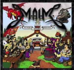 M.A.I.M. 1 - fanzine