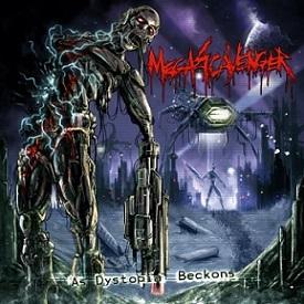 Megascavenger - As Dystopia Beckons 1 - fanzine