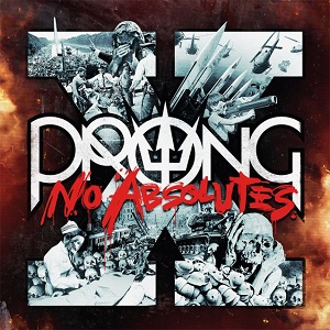 Prong - X - No Absolutes 1 - fanzine