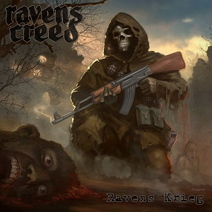 Ravens Creed - Ravens Krieg 1 - fanzine