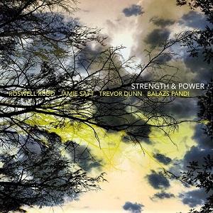 Roswell Rudd, Jamie Saft, Trevor Dunn, Balazs Pandi - Strenght & Power 1 - fanzine