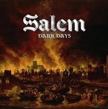 Salem - Dark Days 1 - fanzine