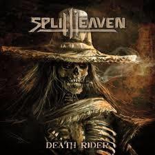 Split Heaven - Death Rider 1 - fanzine