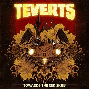 Teverts - Towards The Red Skies 1 - fanzine