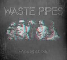 Waste Pipes - Fake Mistake 1 - fanzine