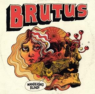 Brutus - Wandering Blind 1 - fanzine