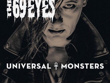 The 69 Eyes - Universal Monsters 6 - fanzine