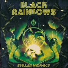 Black Rainbows - Stellar Prophecy 1 - fanzine