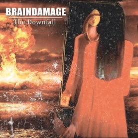 Braindamage - The Downfall 1 - fanzine