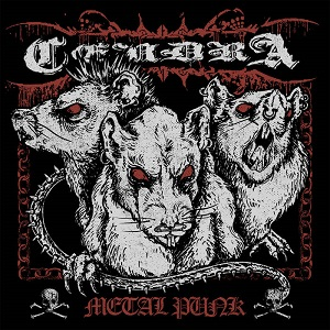 Cendra - Metal Punk 1 - fanzine