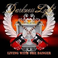 Darkness Light - Living With The Danger 1 - fanzine