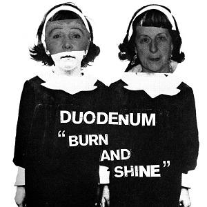 """Duodenum – Burn and Shine - 7"""" EP 7 Iyezine.com"""