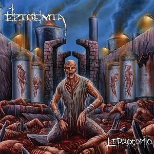 Epidemia - Leprocomio 6 - fanzine