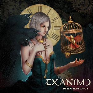 Ex Animo - Neverday 1 - fanzine