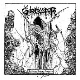 Gorgosaur - Lurking Among Corpses 1 - fanzine