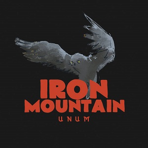 Iron Mountain - Unum 3 - fanzine