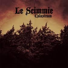 Le Scimmie - Colostrum 1 - fanzine