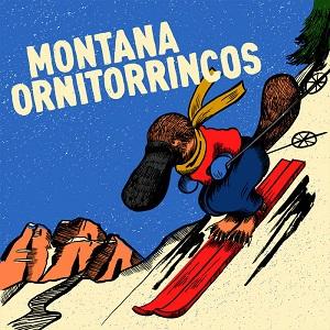 Montana / Ornitorrincos - Split 1 - fanzine