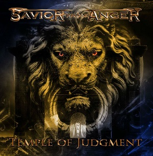 Savior From Anger - Temple Of Judgment 1 - fanzine