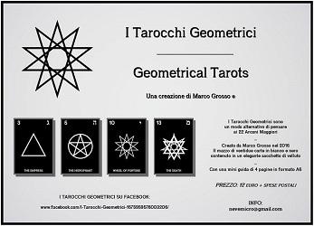 Marco Grosso - Tarocchi Geometrici 1 - fanzine