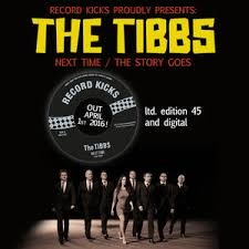 The Tibbs - Next Time / The Story Goes 1 - fanzine