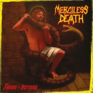 Merciless Death - Taken Beyond 1 - fanzine
